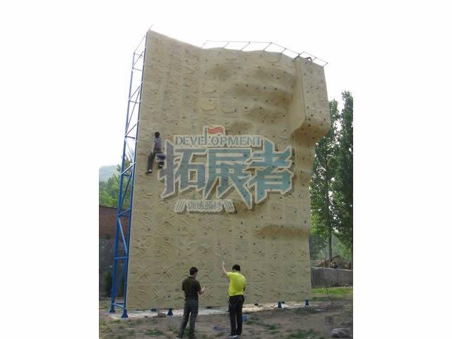 葫芦岛市消防支队攀岩墙