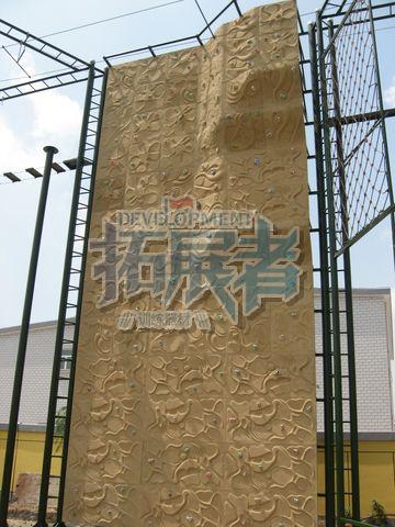 宁夏银川消防攀岩墙工程