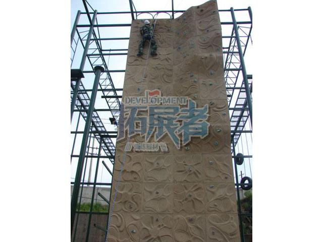 四川省攀枝花消防攀岩墙